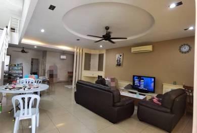 Eshan Jaya Fully Renovated & Extended Double Storey Modern Design 100%