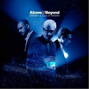 CD Above And Beyond Acoustic II