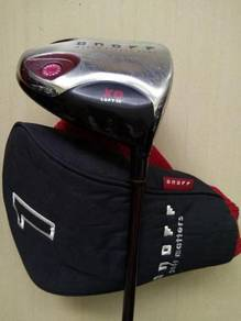 Onoff 2010 Type D Golf Driver 10* S
