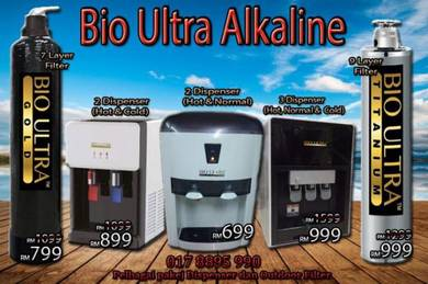 FILTER AIR PENAPIS ~ Bio ULTRA [DF3] Alkali WATER