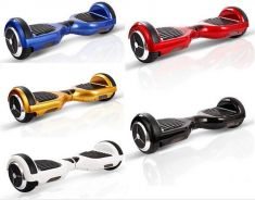Hoverboard two wheel