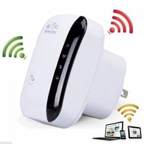 300M Wireless-N Wifi Repeater 2.4G AP Signal Boost