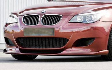 Original Hamann Front Lips for BMW 5-series E60 M5
