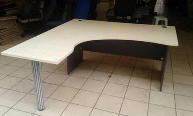 L shape Office table Code:OT-223