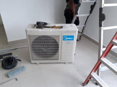 AIR COND 2 ND_ 1HP WITH WARANTY & INSTALL🆓️