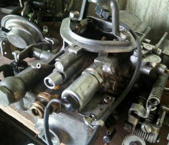 Carburetor original for saga and wira