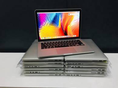 MACBOOK PRO 13Inch Retina COREi5/8GB/256GB