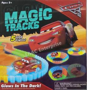 Magic Track for CARS series Lightning McQueen