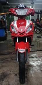 Yamaha 135LC spec 65