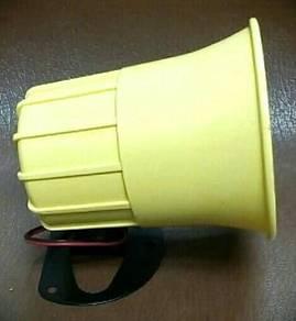 Home Alarm Siren 12v, Preused item