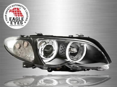 BMW E46 2D Projector Cool Look Head Lamp 02~05