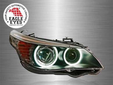 BMW E60 Projector Cool Look Head Lamp 03~08