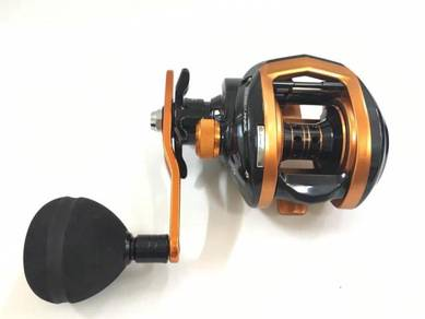 Abu Garcia Orange Max 3 - Fishing Reel Pancing