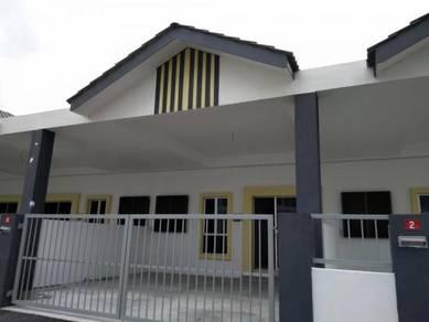 Projek rumah teres setingkat di Kamunting, Taiping