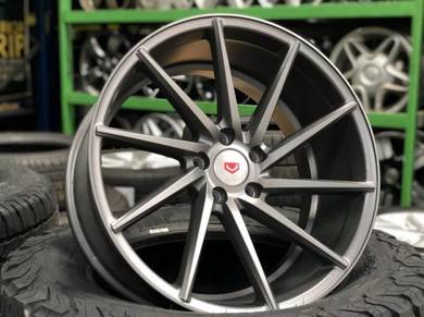 New 19 Vossen CVT Design Rim Audi A5 S5 A6 A7 Q5