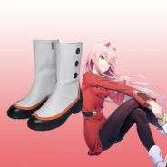 DARLING in the FRANXX 02 Cosplay Boots shoes