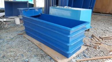 Fish Tank ( Fiberglass )