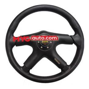 Steering Sport M0M0 Putra 4 Kaki 14 Inci - BARU