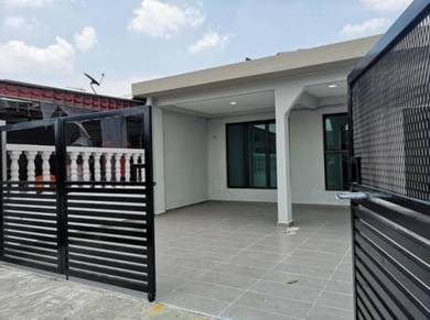 Newly and fully renovated Single Storey House in Sentosa KLANG