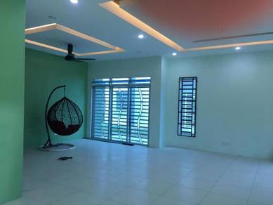 Puteri Residence Double Semi-D For Rent 24H Guard& Gated