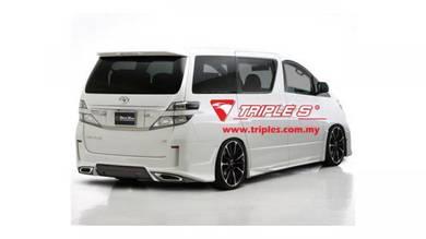 Triple s Toyota Vellfire Alphard Sport Spring