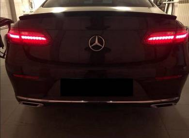 Mercedes C238 E Coupe Facelift Rear Lamp Lampu