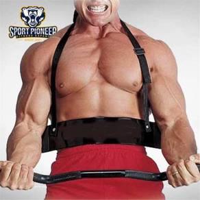 Gym biceps dumbell arm blaster sports
