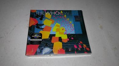 THE WHO - ENDLESS WIRE 2-CD Import