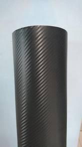 3d carbon vinyl wrap sticker high quality
