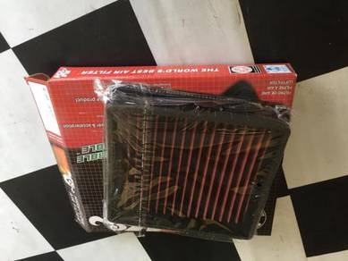 Air filter proton wira waja efi