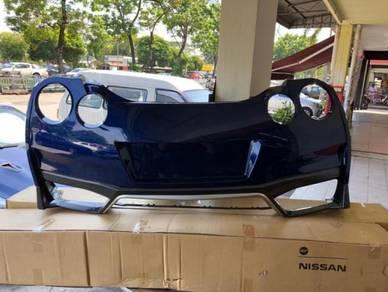 2017 Rear Bumper Nissan GTR R35 GTR35