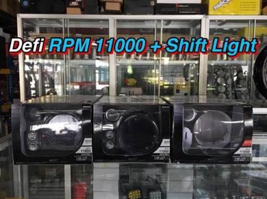 Defi rpm meter 11000