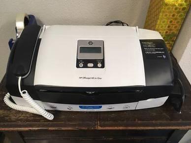 Et j3600 printer fax HP