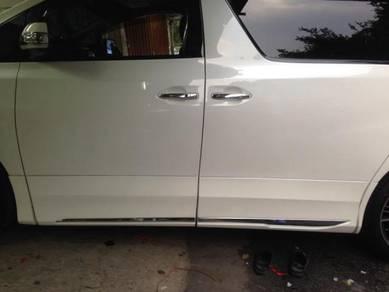 Toyota Vellfire Alphard 20 Modelista Door Panel