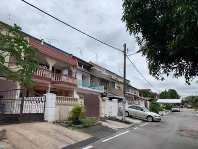 Taman Munshi Ibrahim Double Storey Terrace House FOR SALE