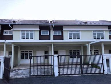 Double Storey Terrace House at Nusantara Prima Nx Nusa Bayu Bumi Lot