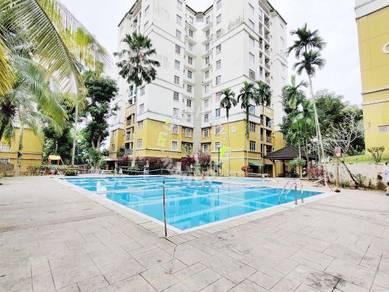 Crystal Tower Condominium Taman Bukit Indah Ampang