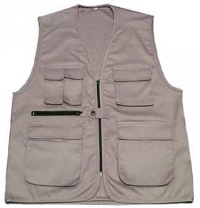 Vest pancing / vest media / vest pocket / kocek
