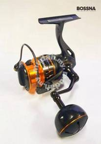 (NEW) BOSSNA PITBULL GX 2500 ~ 5500H Fishing Reel