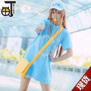Anime Cell at work Platelet cosplay costume