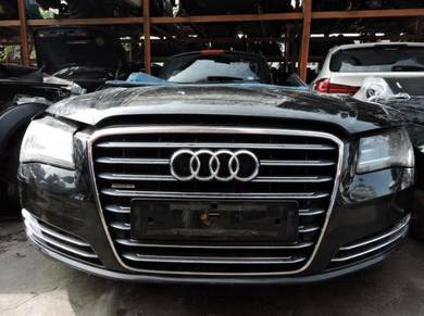 Audi A8 2012 3.0 Supercharge Engine Gearbox Parts