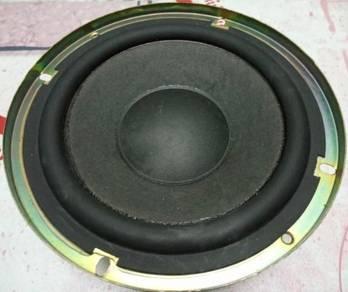 Panasonic subwoofer speaker