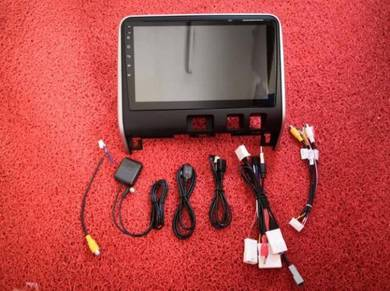 Nissan serena c27 android gps mp5 player 2