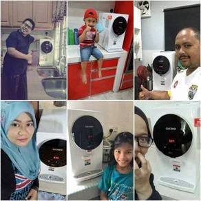 CUCKOO Water Filter Penapis Air Jementah HTZKB