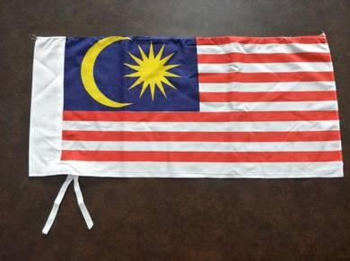 Bendera Malaysia / Johor Kecil (10inx18in)