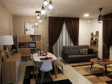 Verdi-ecodominium, cyberjaya big family unit 100% fully++