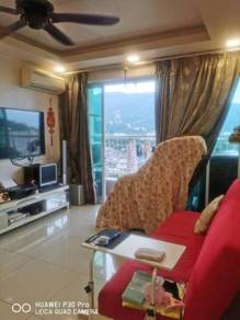 Desa Delima Tower 1C Farlim F/Renovated Furnished 3-rooms
