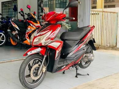 Sym jet power 125cc scooter