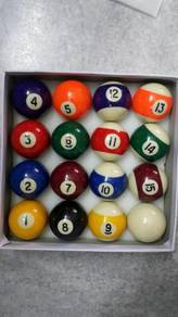Champion Pool ball/ pool bola high kualiti