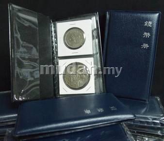 PCCB Coin Holder Album 2 X 6